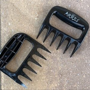 Arres Professional Meat Claws Shredder Handles